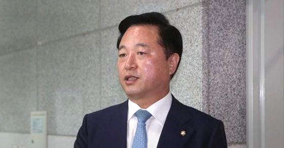 김두관 더불어민주당 의원. 연합뉴스