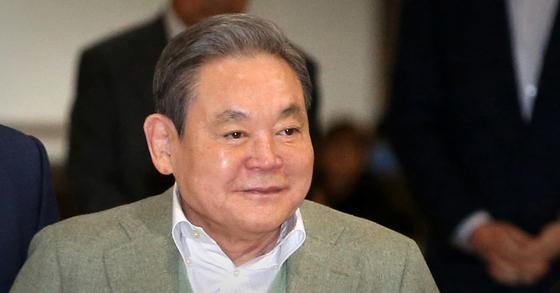 이건희 삼성전자 회장. 연합뉴스