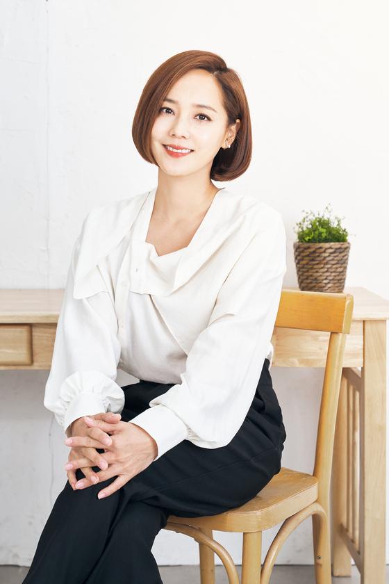 영화 '종이꽃'에서 주인공 고은숙 역을 맡은 유진 [사진 로드픽쳐스]