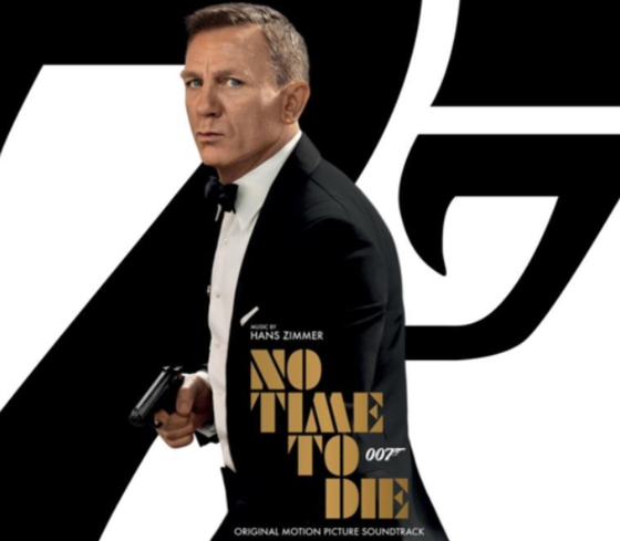 007시리즈 '노타임투다이' 포스터. [007 공식 트위터 캡처]