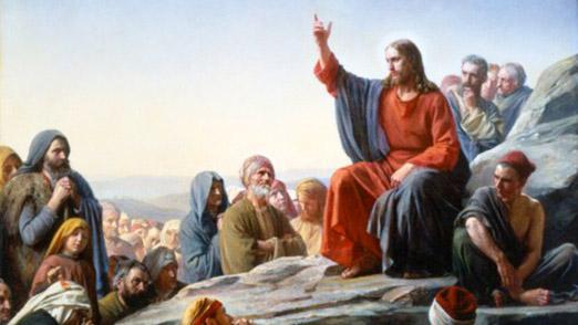 """'눈에는 눈, 이에는 이'라며 받은대로 갚아주는 것이 원칙이던 시대에 예수는 """"원수를 사랑하라""""고 말했다. [중앙포토]"""