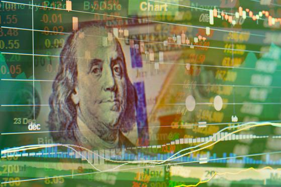 해외주식 직접투자가 크게 늘면서 개인투자자가 상당한 평가차익을 거뒀다. 셔터스톡