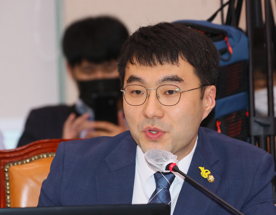 김남국 더불어민주당 의원. 연합뉴스