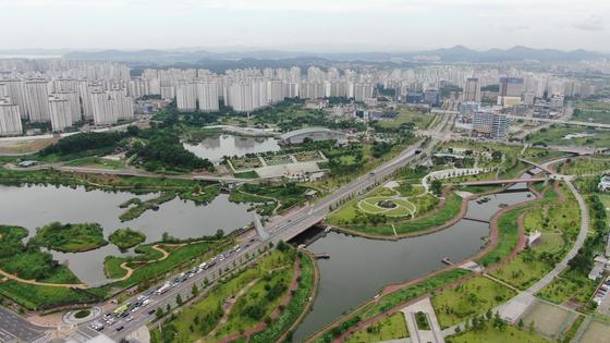 파주 운정호수공원 재생…경기도 정책공모 대상 100억 확보