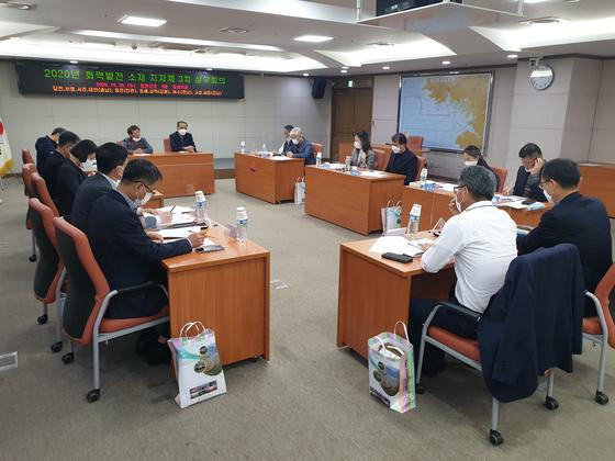 인천 옹진군, 2020년 화력발전(석탄)소재 전국 지자체 실무협의회 개최