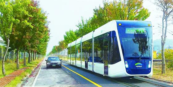대전도시철도 2호선 트램, 개통 2년 연기…2027년 말 완공?