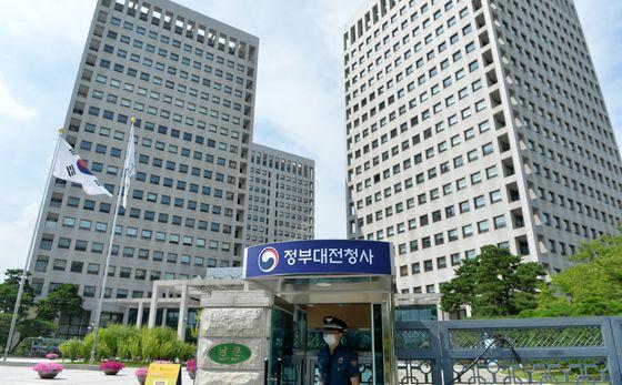 정부대전청사 전경. 프리랜서 김성태