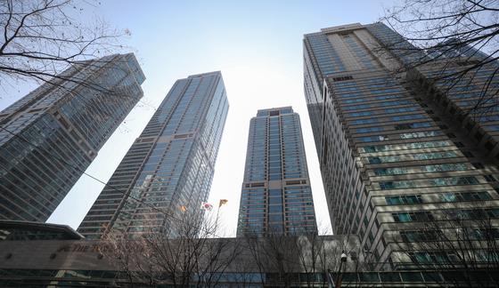 서울 강남구 타워팰리스. 뉴스1