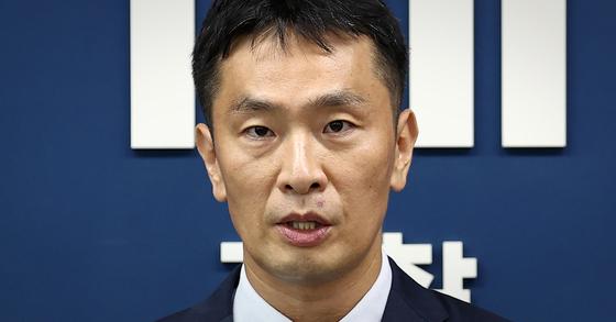 이복현 서울중앙지검 경제범죄형사부 부장검사. 뉴스1