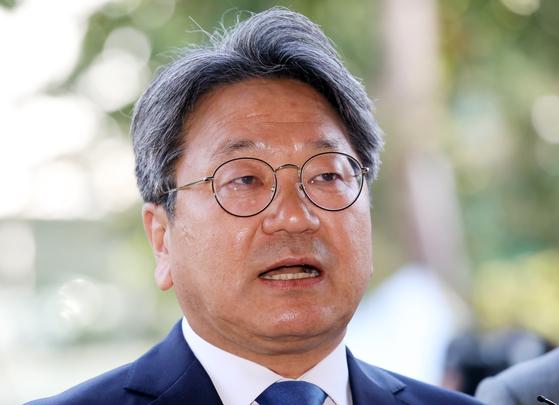 강기정 전 청와대 정무수석. 뉴스1