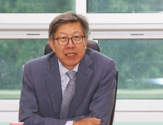 박형준 동아대 교수. 연합뉴스