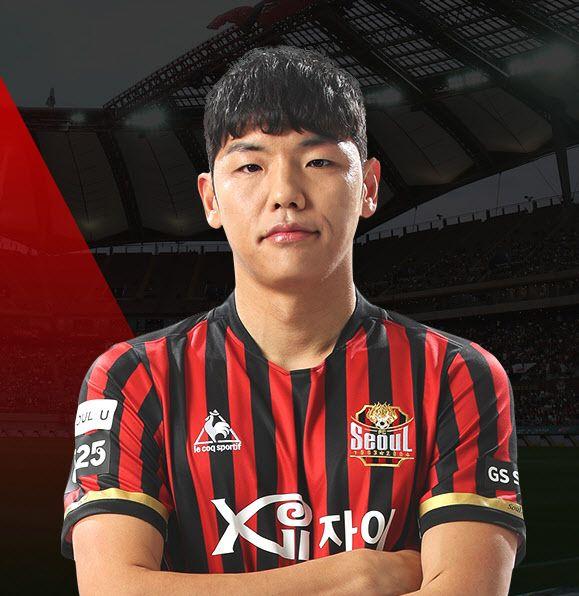 김남춘 선수. 사진 서울FC