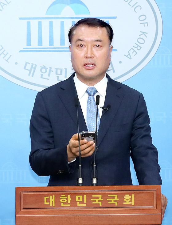 열린민주당 황희석 최고위원. [연합뉴스]  〈저작권자 ⓒ 1980-2020 ㈜연합뉴스. 무단 전재 재배포 금지.〉