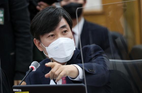 국민의힘 하태경 의원. 뉴스1