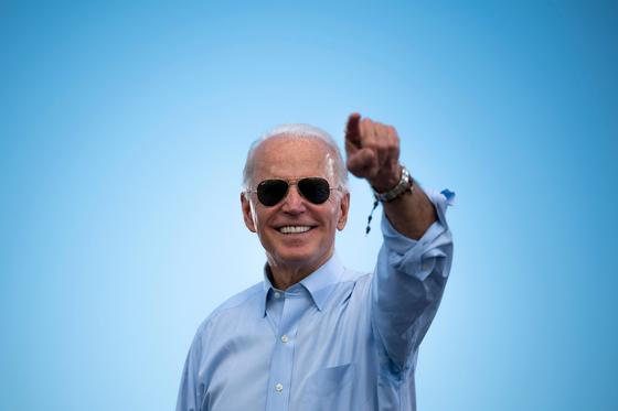미국의 46대 대통령으로 당선한 조 바이든. AFP=연합뉴스