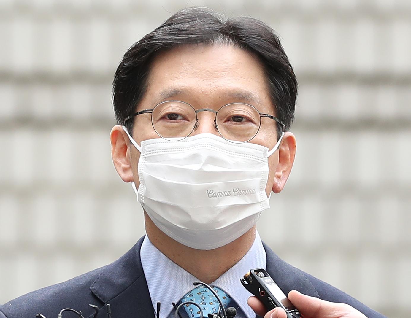 김경수 경남지사. 연합뉴스