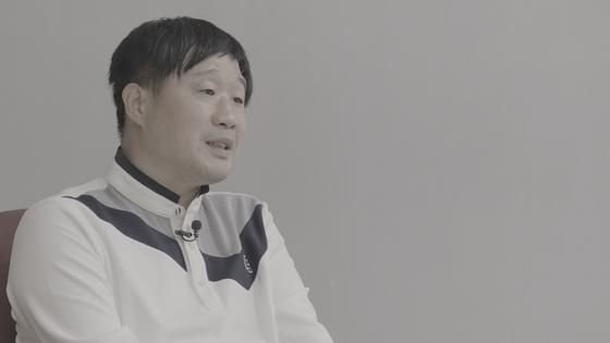서민(53) 단국대 의대 기생충학과 교수가 지난 2일 오전 중앙일보와 인터뷰하고 있다.
