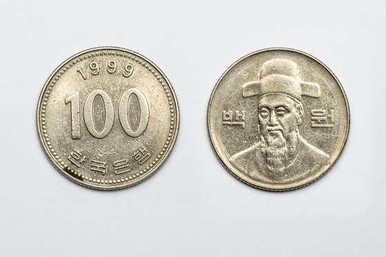 한국은행이 화폐 속 영정 사진 교체를 추진한다. 셔터스톡