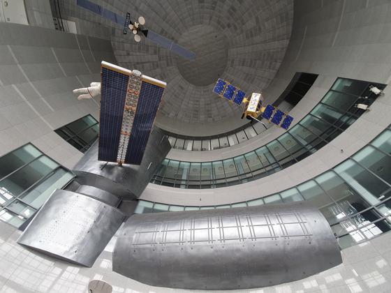전남 고흥군 내나로도에는 국립청소년우주체험센터가 있다. 우주인 훈련을 체험할 수 있다. [사진 한국관광공사]