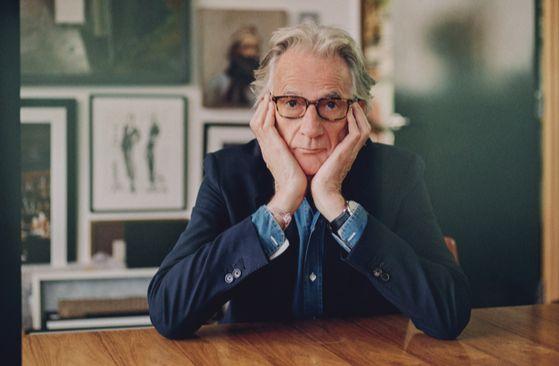 영국이 자랑하는 패션 디자이너 폴 스미스. 70대 노장이지만 소년처럼 유쾌하다. [사진 폴스미스]