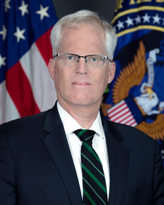 크리스 밀러 미국 국방부 장관 대행. [미국 국가정보국(DNI)]