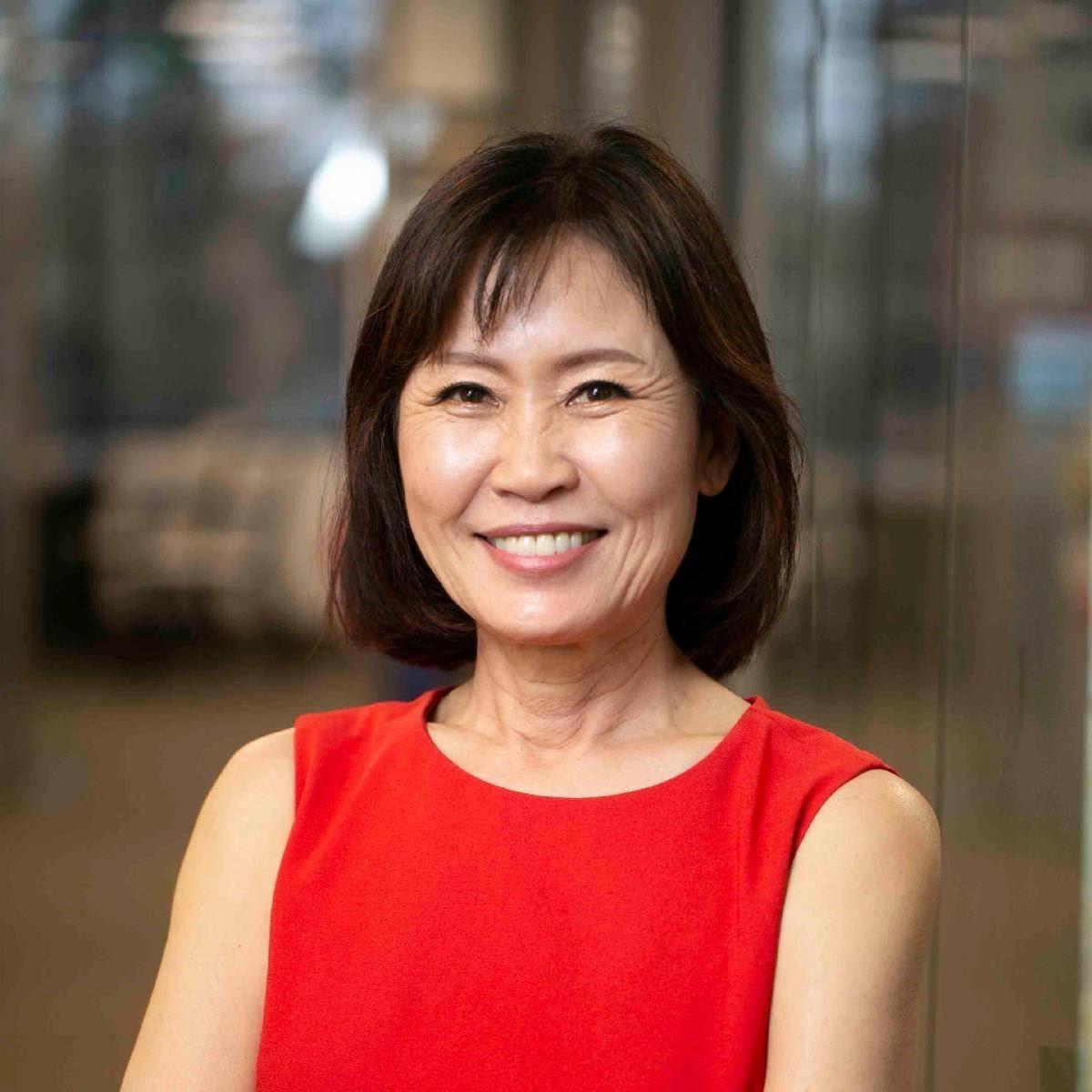 미국 연방하원 의원에 당선된 한국계 미셸 박 스틸 공화당 후보. 사진 미셸 박 스틸 후보 페이스북