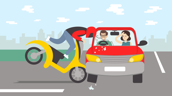올해 1월부터 8월까지 오토바이 교통사고 1만3664건이 발생해 336명이 사망했다. 셔터스톡