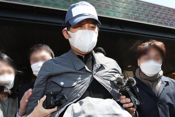 김봉현 전 스타모빌리티 회장. 연합뉴스
