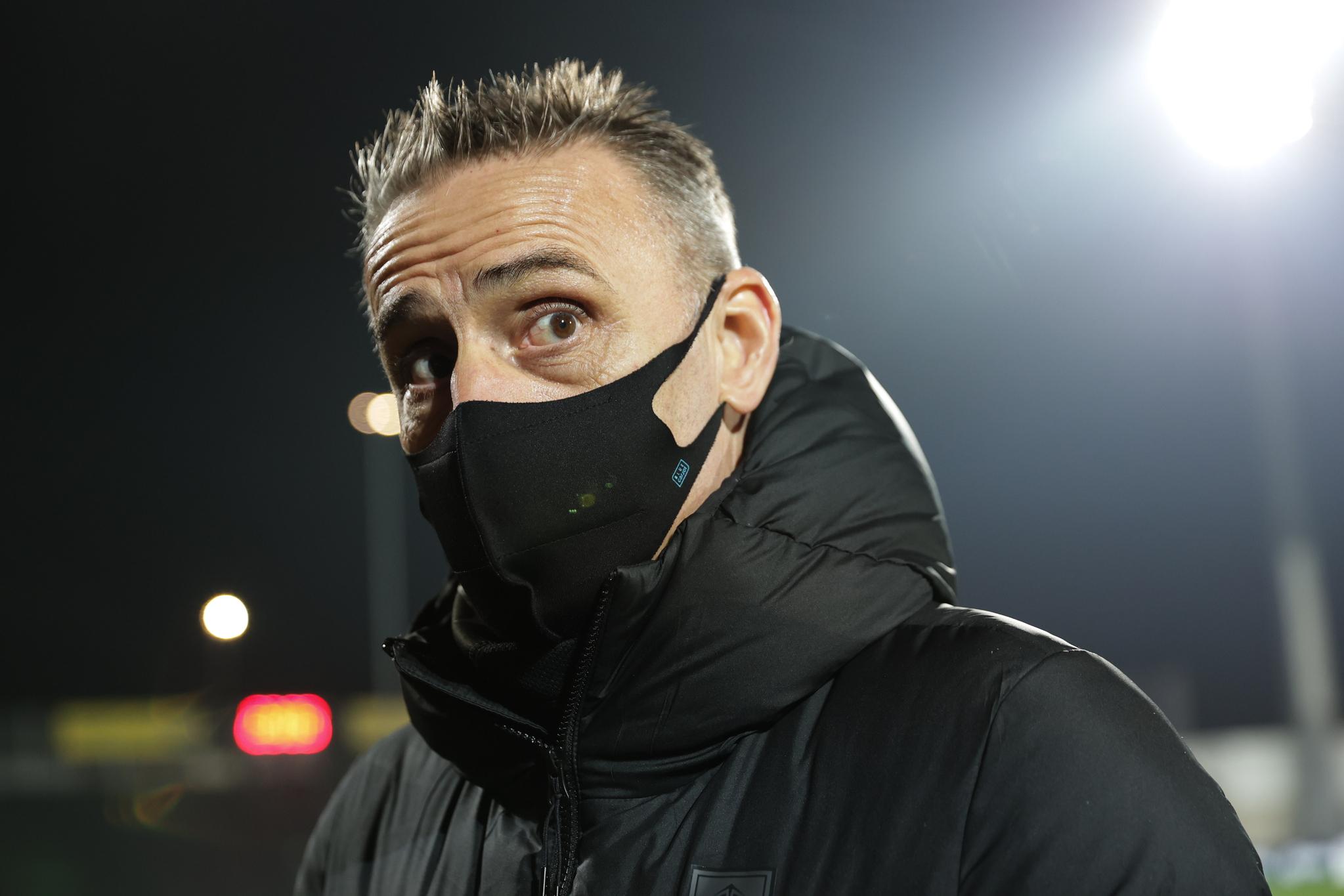 한국축구대표팀 벤투 감독은 15일 오스트리아에서 멕시코와 평가전을 치렀다. [사진 대한축구협회]