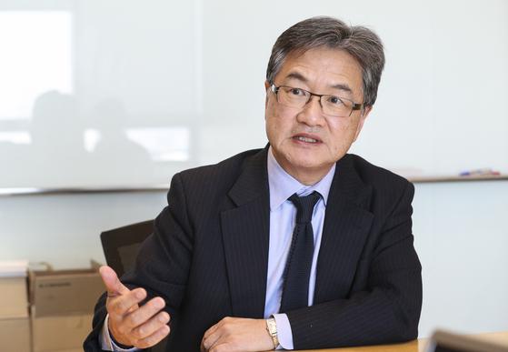 조셉 윤 전 미국 국무부 대북정책특별대표. 임현동 기자