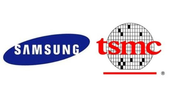 삼성과 TSMC 로고. [중앙포토]