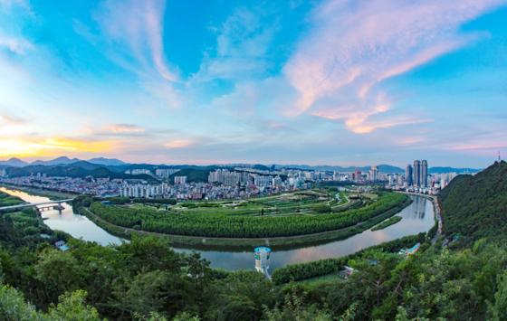 울산 태화강국가정원 전경. [사진 울산시]