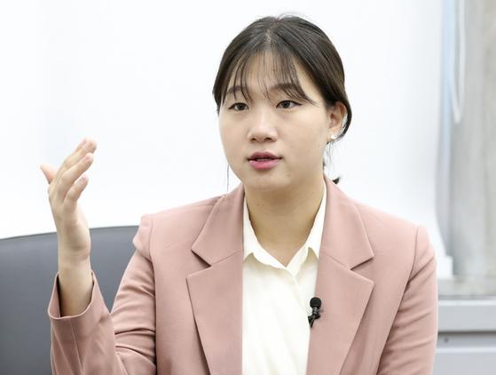 박성민(24) 더불어민주당 최고위원. 중앙포토