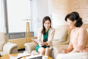 삼성증권은 2000년대 초부터 자산관리 서비스를 제공해온 자산관리 명가다.