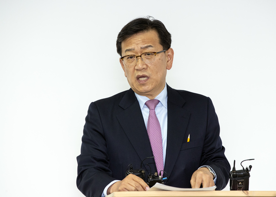 석동현 변호사. 연합뉴스