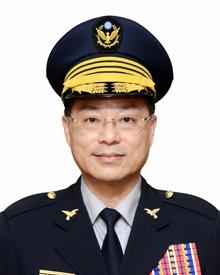 중화민국(대만) 내정부 경찰청 형사경찰국 국장 황밍자오(黃明昭)