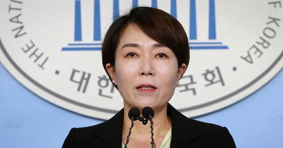 정호진 정의당 수석대변인. 뉴스1