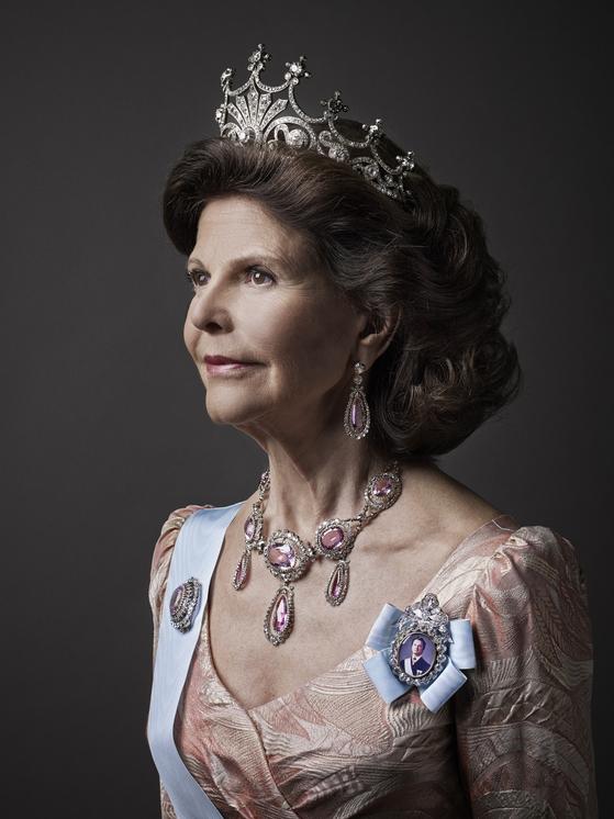 실비아 왕비 [사진 스웨덴 왕실]