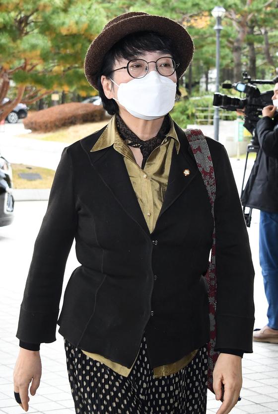 김진애 열린민주당 의원. 뉴스1