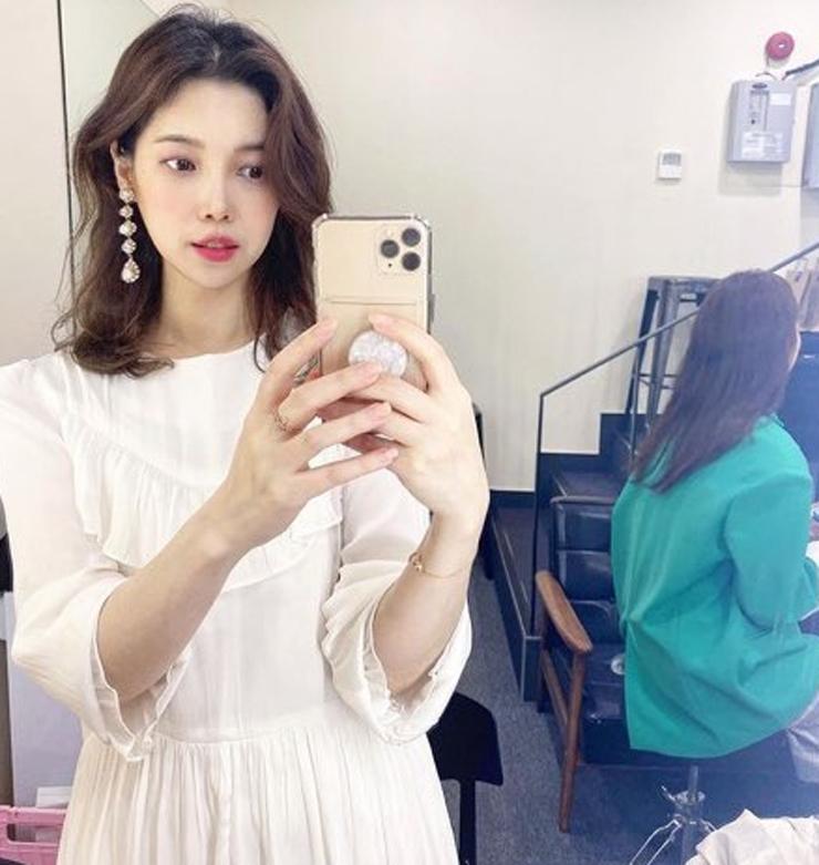 뮤지컬 배우 겸 가수 배다해씨. 인스타그램 캡처