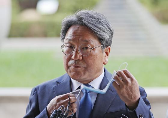 강기정 전 청와대 정무수석. 연합뉴스