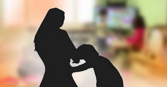 아동 폭행 일러스트. [연합뉴스]
