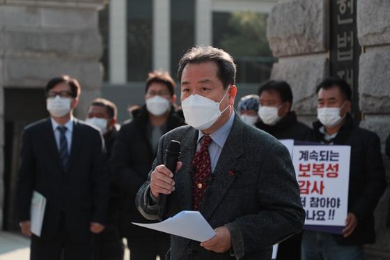 헌재서 싸우는 이재명·조광한···남양주 감사 적법한지 심판을
