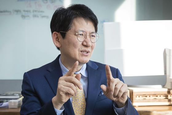 강성부 KCGI 대표. 장진영 기자