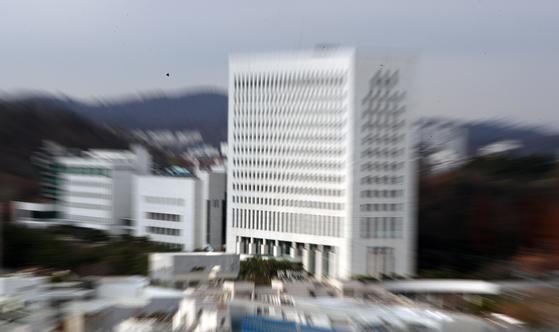 29일 서울 서초구 대검찰청의 모습. [뉴스1]