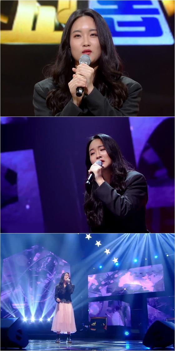 '전교톱10' 박은혜