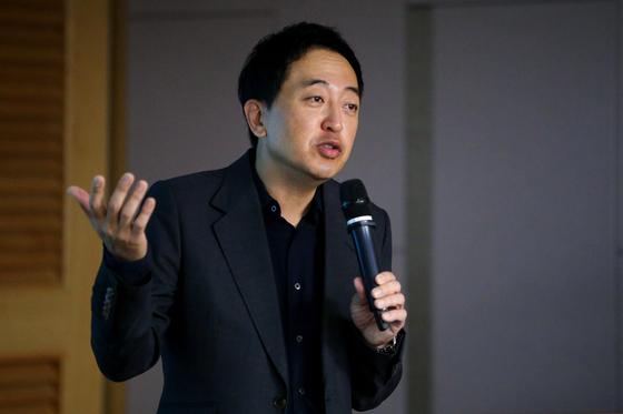 더불어민주당을 탈당한 금태섭 전 의원. 연합뉴스
