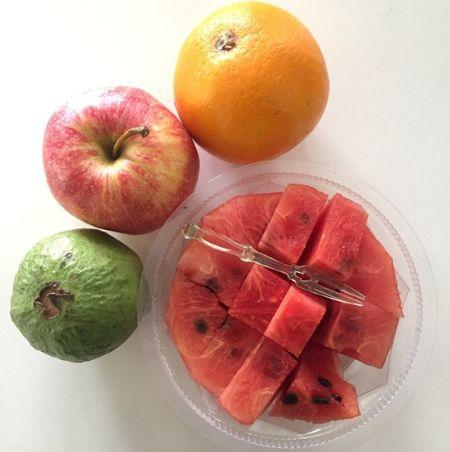 당도가 높은 과일은 살을 잘 안 빠지게 한다. 게다가 과일을 갈아 마시면 섬유질이 줄어들고, 당분 흡수율이 높아져서 당이 급격히 올라간다. [사진 pxhere]
