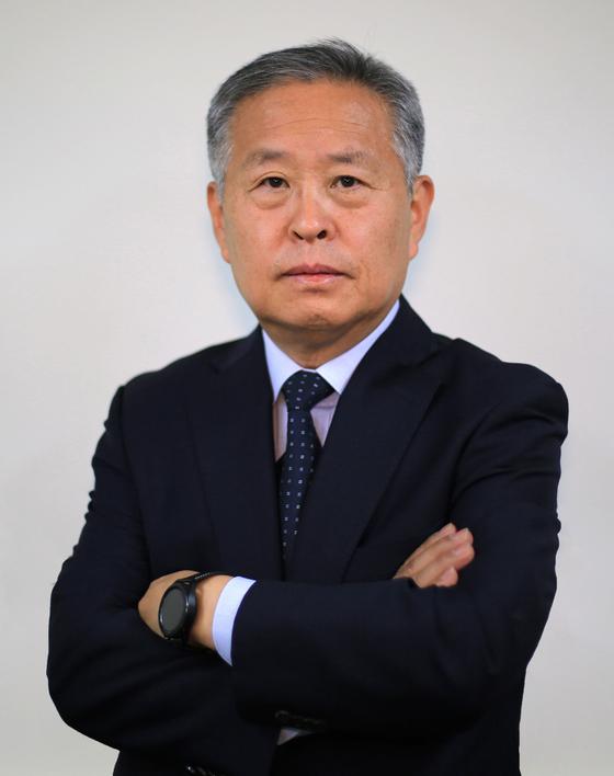 조상문 넥센타이어 글로벌생산 BG장. 사진 넥센그룹