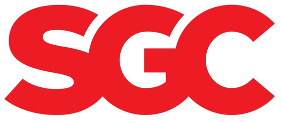 SGC의 새 로고. 지속적(sustain)으로 성장(Grow)하며 변화(Change)를 추구한다는 철학을 담았다. 사진 SGC
